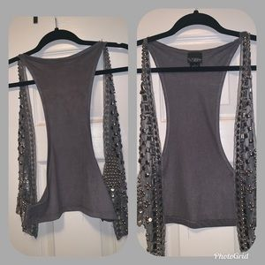 Daytrip beaded vest from the buckle